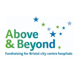 Above and beyond charity logo