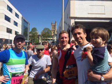 Great Bristol Run for Alzheimers Society