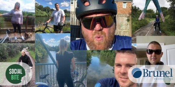 Social Bite Charity Cycle